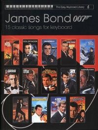The Easy Keyboard Library: James Bond 007. £8.99