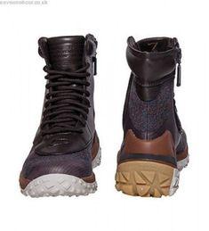38ca3e79156 Nike 806978-202 Zoom KYNSI JCRD Brown Waterproof BOOTS Womens Shoes Sz 9.5