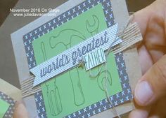 Julie's Stamping Spot -- Stampin' Up! Project Ideas by Julie Davison: 2017 Occasions Catalog Sneak Peeks + On Stage Highlights