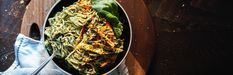 Healthy Food Choices, Healthy Recipes, Edamame Spaghetti, Winter Goddess, Pasta Recipies, Recovery Food, Farmers Cheese, Roasted Peppers, Pesto Recipe