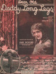 Dear Old Daddy Long Legs (1919)