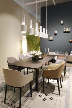 Vitra/ jadalnia  Możemy wykonać dla Ciebie taki projekt: zapraszamy na www.loftstudio.pl