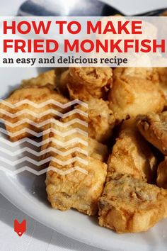 Need some new recipe ideas? We've got one: fried monkfish. This Barcelona classic will bring you to the beach in just one bite, and comes together with simple ingredients you can find at any grocery store or market. Get ready to cook! Spanish Kitchen, Spanish Cuisine, Spanish Food, Monkfish Recipes, New Recipes, Vegetarian Recipes, Foodie Travel, Grocery Store, Street Food