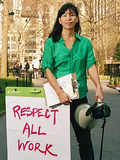 Ai-Jen Poo is recognized among the 100 Most Influential People in the World for her work to establish and elevate rights for domestic workers