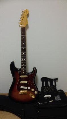 Fender Stevie Ray Vaughan Stratocaster | 17.5jt