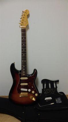 Fender Stevie Ray Vaughan Stratocaster | 17.5jt