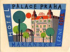 CZECH REPUBLIC hotel palace praha marianske lazne czech republic