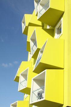 Ørestad Plejecenter | JJW Arckitekter | Asli Aydin #architecture ☮k☮