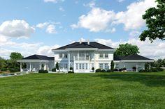 Ladegaard - herskapelig villa på hele 559kvm BRA. En unik vi Home Fashion, House Plans, Villa, Mansions, House Styles, Bra, Home Decor, Google, Decoration Home