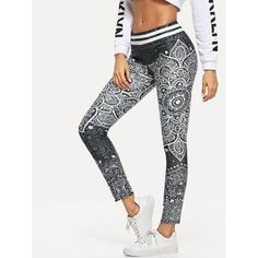 6bff9b13d7e1b Fashionable and Sport Leggings. Leggings Outfit SummerLeggings FashionGym  ...