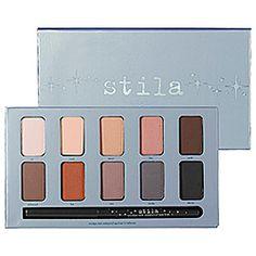 Stila - In The Know Eye Shadow Palette  #sephora