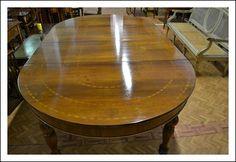 tavolo tondo allunagbile