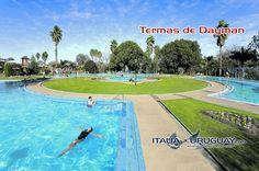 Un fine settimana di riposo alle #Terme. Termas del Daymán - #Uruguay  http://ow.ly/I74cK