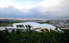 Centro de Cultura e Esporte Daxinganling / Had Architects
