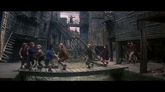 Oliver! (1968) Production Design by John Box