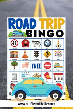 road trip printables for adults road trip bingo for toddlers road trip bingo printable free road trip bingo printable canada road trip bingo cards printable canadian road trip bingo printable free printable road trip bingo cards road-trip-printable-bingo-game road trip printables for preschoolers road trip game printables road sign travel bingo game road trip bingo canada printable road trip printables canada Printable Bingo Games, Free Printable, Printables, Road Trip Bingo, Road Trip Games, Bingo Canada, Travel Bingo, Bingo For Kids, Camping Games Kids