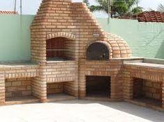 Resultado de imagen para quincho argentino y horno de pizza