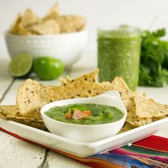Roasted tomatillo salsa recipe, perfect for summer gatherings