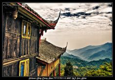 Sichuan 四川 - Qing Cheng Shan 青城山 | Flickr - Photo Sharing!