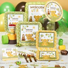 These Low Budget Baby Shower Ideas Wont Empty Your Wallet Fast! 2019 baby shower ideas for boys themes disney The post These Low Budget Baby Shower Ideas Wont Empty Your Wallet Fast! 2019 appeared first on Baby Shower Diy. Budget Baby Shower, Baby Shower Party Supplies, Baby Shower Parties, Shower Favors, Baby Shower Decorations For Boys, Boy Baby Shower Themes, Baby Boy Shower, Baby Decor, Lion King Theme