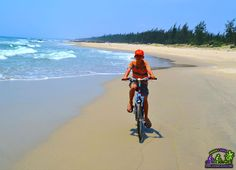 The area surrounding Hoi An is stunning, enjoy a morning cycle and take in the paddy fields and beautiful beaches. Wedding Week, Hoi An, Dream Come True, Beautiful Beaches, Big Day, Dreaming Of You, Vietnam, Bicycle, Hens