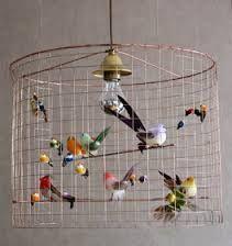 conran shop bird lamp shade - Google Search