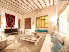 The Priests House is a holiday Town House in Pollensa, Mallorca (Spain) | by Balearic-Villas.com