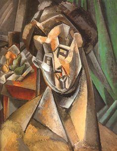 Paul Cezanne Kübizm
