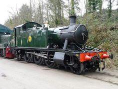 GWR 5542 pannier tank Holland, Severn Valley, Heritage Railway, Steam Railway, Train Engines, Rolling Stock, Isle Of Wight, Steam Engine, Steam Locomotive