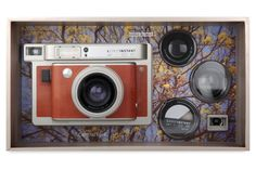 BIRTHDAY GIFT FOR ME?!    Lomography Lomo'Instant Wide Central Park + 3 Lenses +: