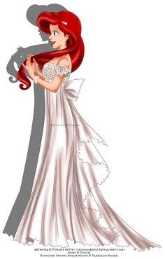 Ariel sposa