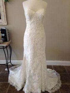 Maggie Sottero Chesney Wedding Dress $785