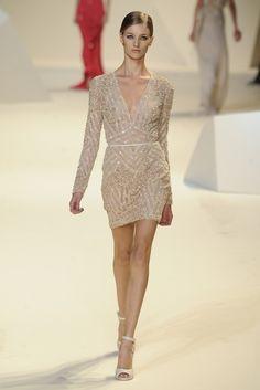 Elie Saab RTW Spring 2013 - Runway, Fashion Week, Reviews and Slideshows - WWD.com