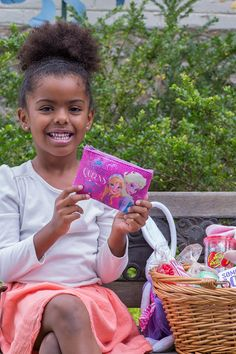 Fill their Easter baskets with candy, toys and memories.