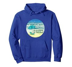 Amazon.com: Life Is Good at the Beach Summer Beach Vacation Graphic Pullover Hoodie: Clothing Christmas Store, Christmas Shopping, Pineapple Shirt, Cool Outfits, Beach Outfits, Hoodies, Sweatshirts, Summer Beach, Life Is Good
