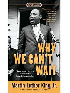The book offers a rare view of King's courage, integrity, reasoning and conviction, as he details why the summer of 1963 was the time when African Americans in the U.S. could take the oppression no more, why the growing frustration over the slow pace of change — for instance, in integrating schools, despite the landmark Brown v. Board of Education decision nearly 10 years before — finally bubbled up to where black Americans stood up as one and fought for equal rights.