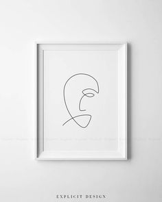 Abstract Sad Face Printable, One Line Drawing Print, Drawn Artwork, Minimal Poster, Original Minimalist Emoji, Modern Luxury Wall Art Decor. INSTANT DOWNLOAD This listing is for a DIGITAL FILE of this artwork. No physical item will be sent. You can print the file at home, at a local