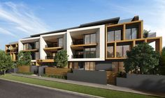 Vickery Apartments, Bentleigh (Residential) | Project Database | Urban Melbourne