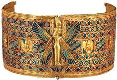tutankamon jewelry