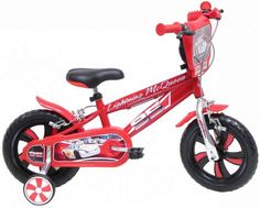 Bicicletta 12'' Cars chrome Mondo