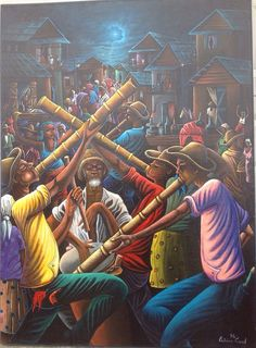 Haitian Art Gallery by Patrice Piard (For The Glory of Haitian Art)