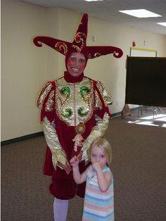 Costume idea - jester