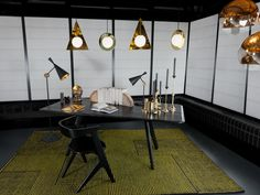 Inside Tom Dixon's Revamped London Shop for Fall 2014 • Selectism