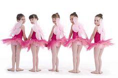 ballet school photography