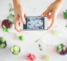 Want To Take A Perfect Food Photo? Instagram Stars Spill Their Secrets
