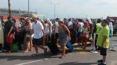 San Mateo family escapes Cabo San Lucas, Mexico after Hurricane Odile