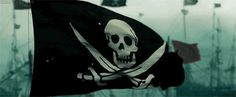 Drapeau Pirates