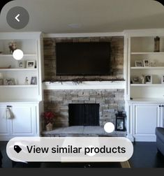 Living Room Shelves, Shelving Units, Home Decor, Decoration Home, Room Decor, Living Room Shelving, Home Interior Design, Shelving, Home Decoration