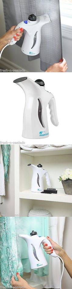 Non Stick Powerful Fabric Ironing Steam Press Laundry Clothes Professional Look