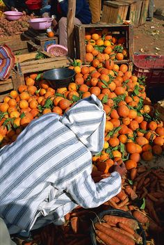 Souk de Tinerhir, Ouarzazate Region, Morocco